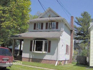 Rehab Property- 215 South Barry St Olean